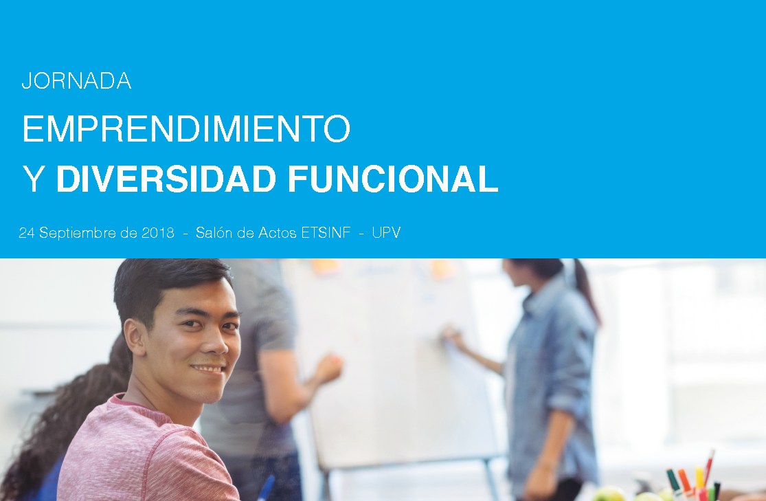 I-BOX PARTICIPA EN LA JORNADA DE EMPRENDIMIENTO Y DIVERSIDAD FUNCIONAL