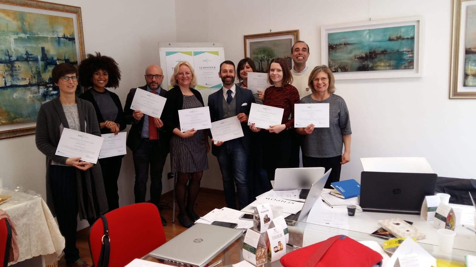 I-Box asiste a la tercera reunión del proyecto Senpower